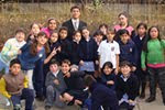 Los alumnos del Taller