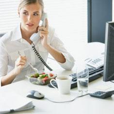 Dieta del d a la dieta de la oficinista adelgaza en for Que es un oficinista