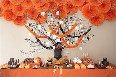 Themed Wedding Receptions On All Hallows Design Halloween Reception Inspiration