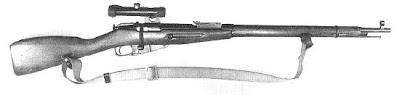 Russian Mosin-Nagant 1891/30 Sniper