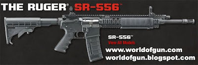 RUGER SR 556