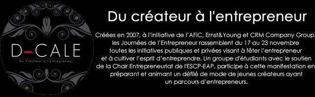 Du créateur à l'entrepreneur
