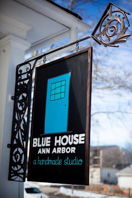 Blue House Ann Arbor