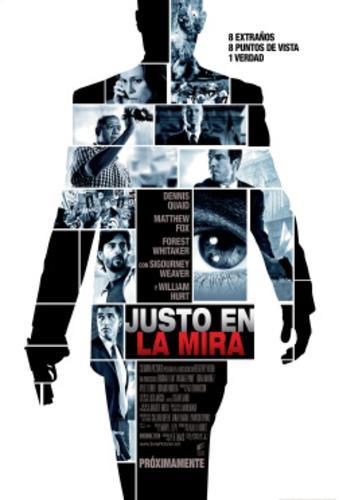 Justo en la mira (2008) DVDRip Latino [GoogleDrive] berlinHD