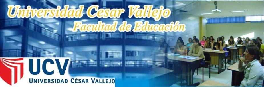 Edublog: Facultad de Educación e Idiomas  UCV - Trujillo