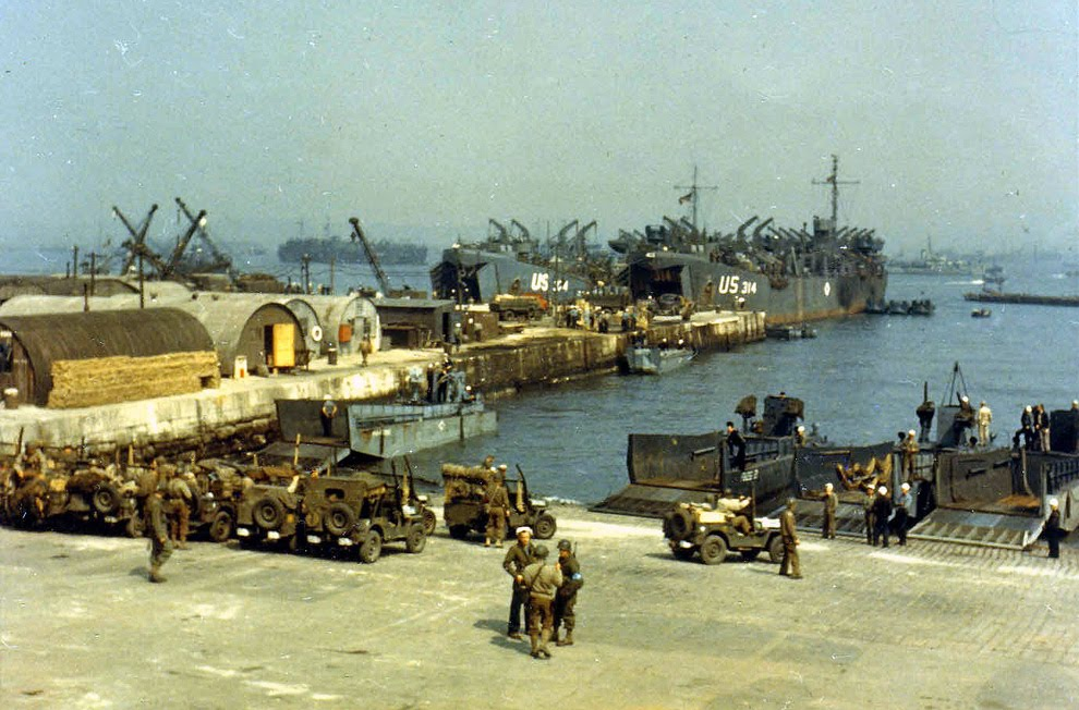 of the 1944 D-Day invasion