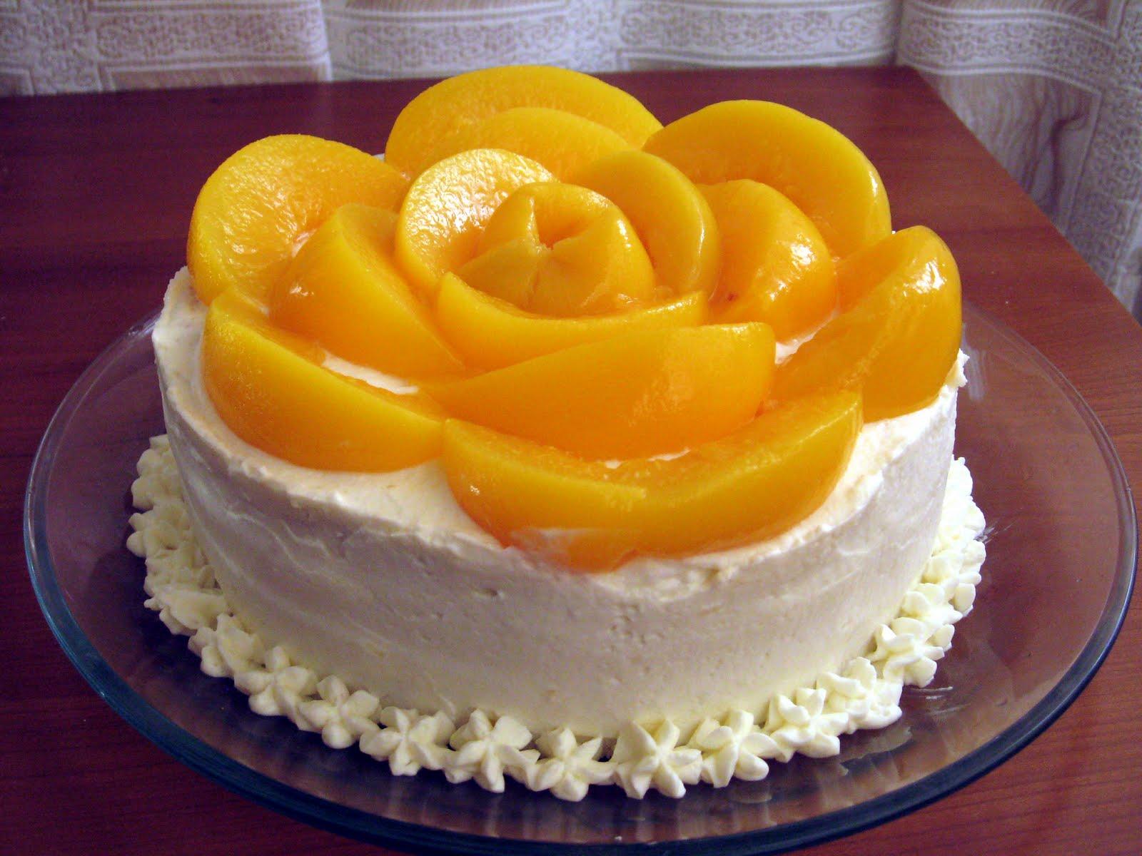 Lilikoi Mousse Cake Recipe