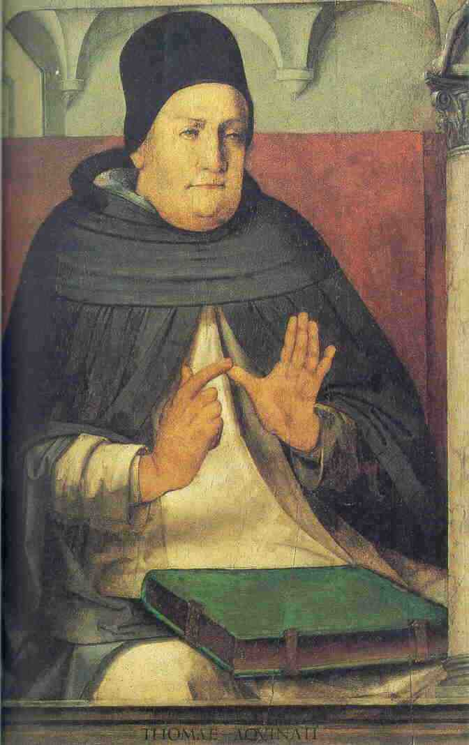 an analysis of the nature of god in the works of saint thomas aquinas A brief analysis of saint thomas aquinas essay example and the soul's liberation into harmony with nature and god thomas best analysis of the works of.