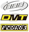 BBB・DMT・PEDRO'S