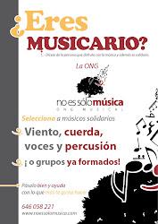 ¿Eres musicario?