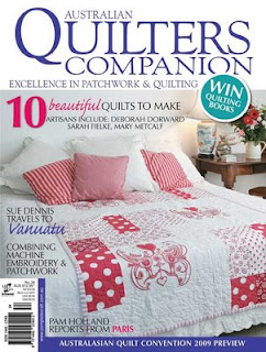 Quilters Companion Issue 34