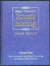Manual Bergey´s de bacteriologia sistemática