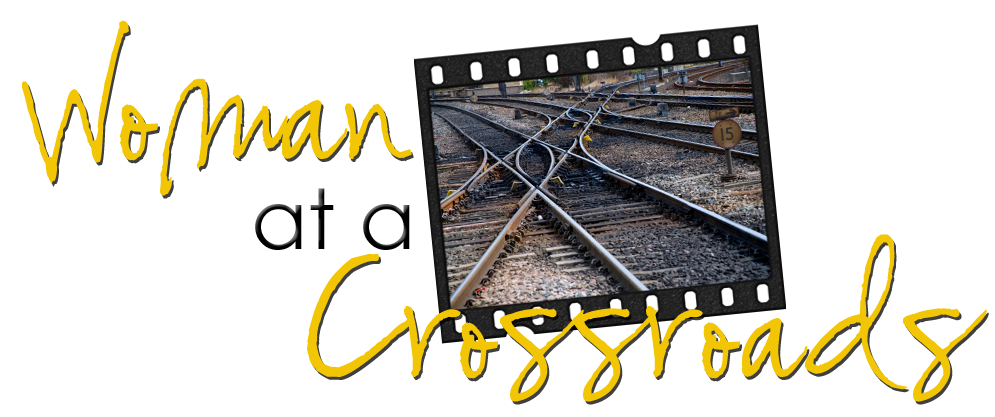 Woman at a Crossroads