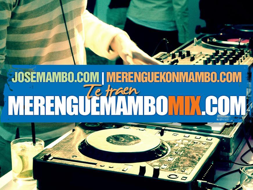 MerengueMamboMix.com 100% Merengue