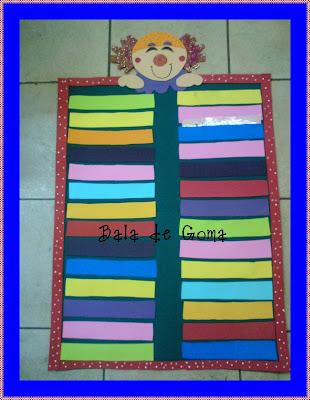 Cartaz de chamada para crianças