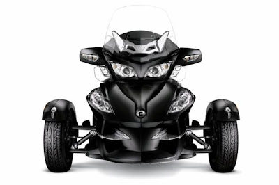 Motos &amp; Rock: Cam-Am <b>Spyder RT</b>- 2014