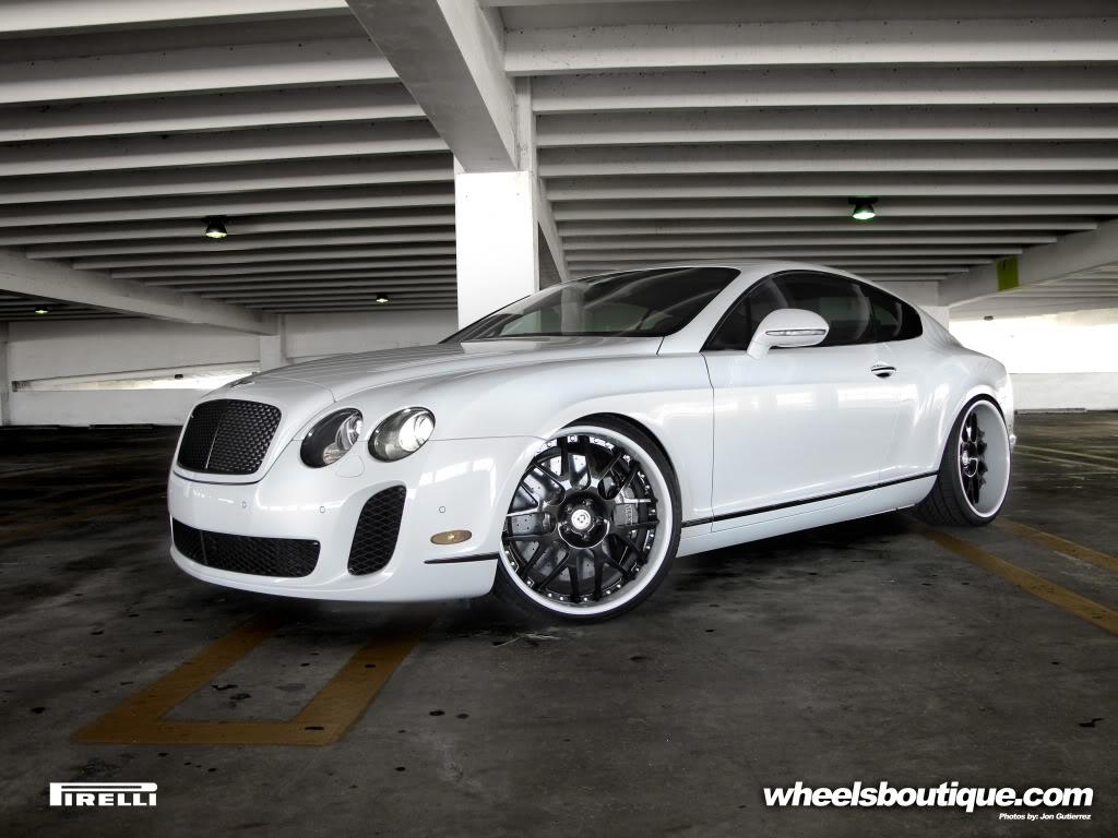 Bentley TV: WheelsBoutique Bentley Continental Supersports