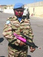 Foto Gokil di Dunia Militer