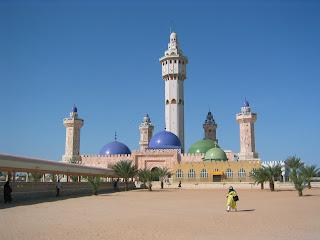 Grande Mesquita de Touba, Senegal
