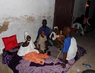 Cerimónia de circuncisão
