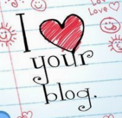 I LoVe Your Blog Award from Rachel