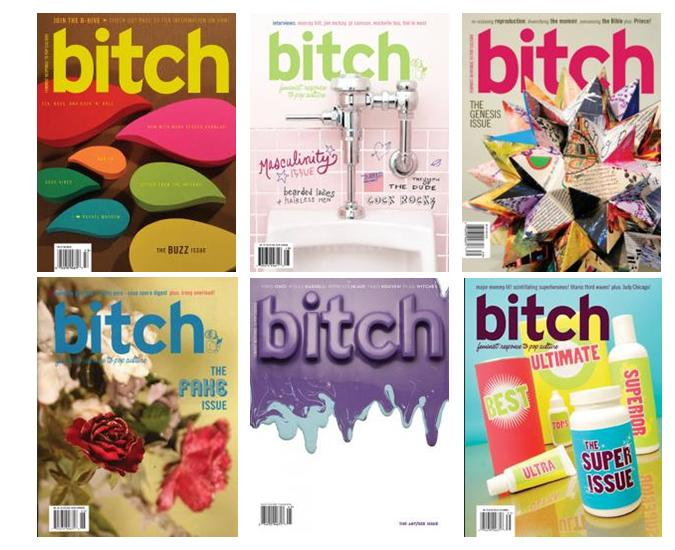 Bitch Magazine rocks!