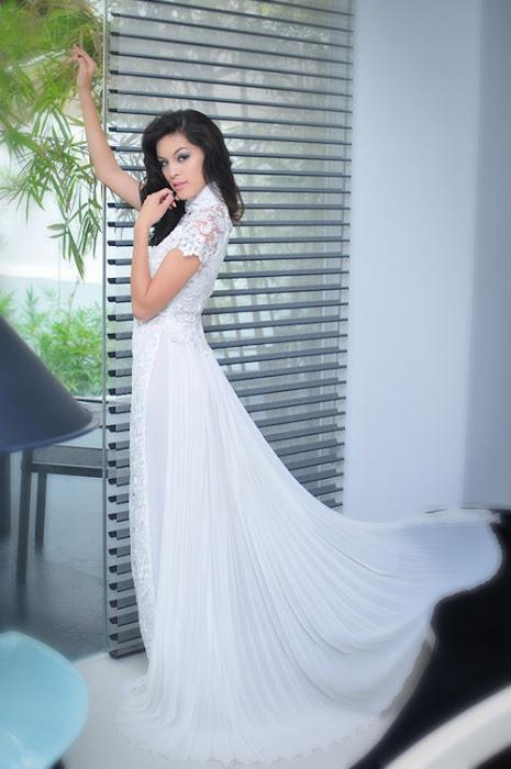 isabelle du-vietnamese model latest photos