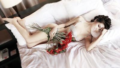 thu hang- vietnamese model hot images