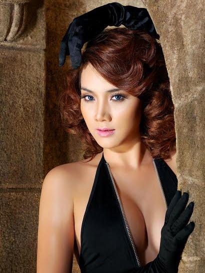 vietnamese model trang nhung photo gallery