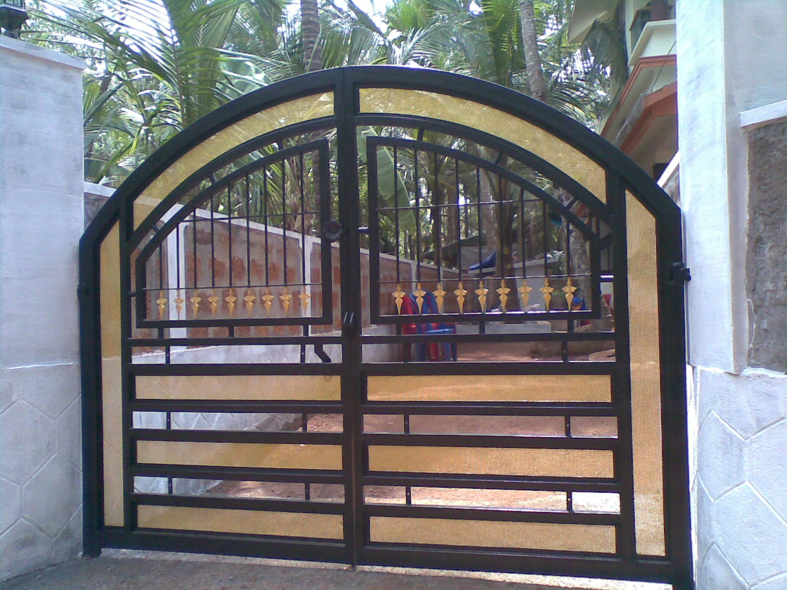 Anugraha industries: GATE DESIGN