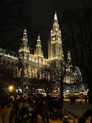 Adventwochenende haben wir nämlich in Wien verbracht. dsc