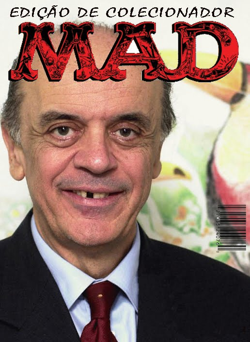 Revista MAD censurada