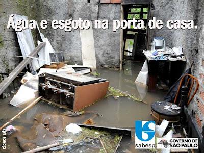 Cloaca Serra Sabesp