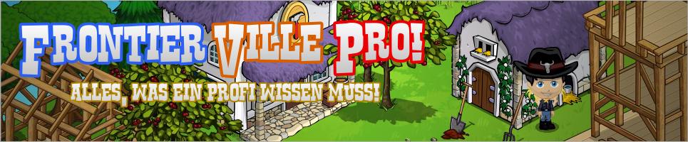 FrontierVille Pro!