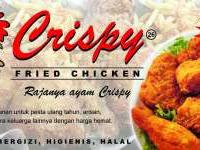 Frenchise CHRISPY Fried Chicken ASELI warga Harapan Indah