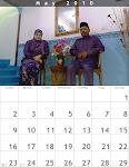 Calendar Mei 2010
