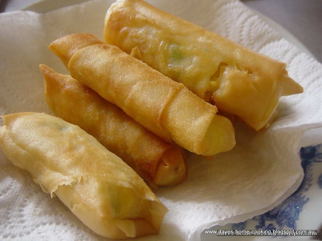 spring rolls recipe food to love vegetable spring rolls oriental ...