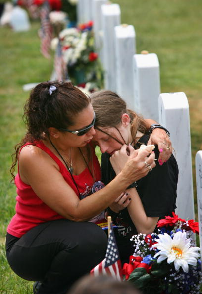 Biblical Counter Culture: Memorial Day Reflection