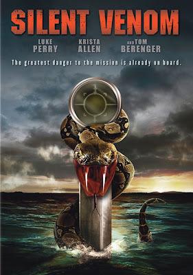 Filme Poster Silent Venom DVDRip RMVB Legendado