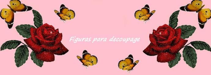 Figuras Para Decoupage