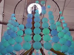 branded blue bubbles