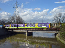 North London Line rail bridge