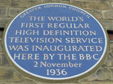 birthplace of telly