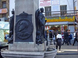 Edward VII Drinking Fountain