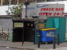 Billy Bunter's Snack Bar