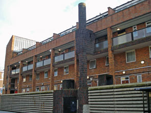 244-278 Crondall Street, Hoxton