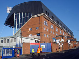 Holmesdale Stand, Selhurst Park