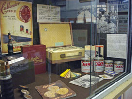 Erith Museum - remembering Callender Cables and Atlas Preservatives