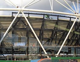 Olympic Stadium 2009