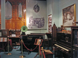 Musical Museum, main gallery